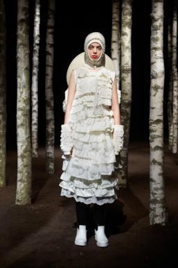 Sfilata MONCLER Collezione Donna Autunno Inverno 19/20 Milano - 113