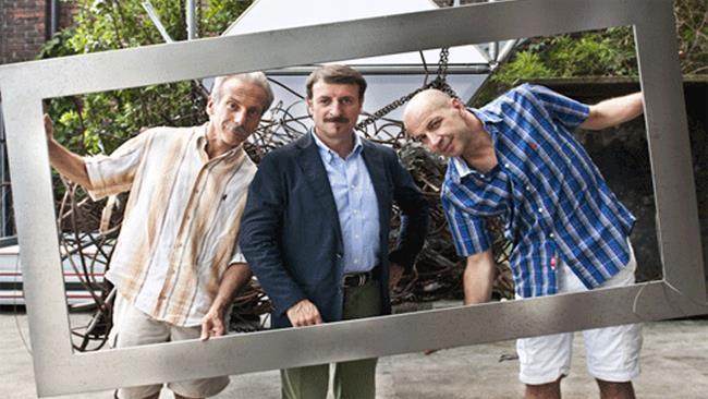 Il trio Aldo Giovanni e Giacomo