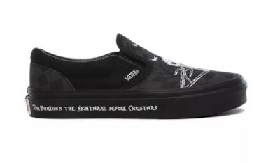 """Glow Slip-On """"The Nichtmare before Christmas"""" Collection - bambino"""