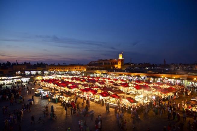 Tra riad, hammam e deserto: ecco le idee per un San Valentino in Marocco