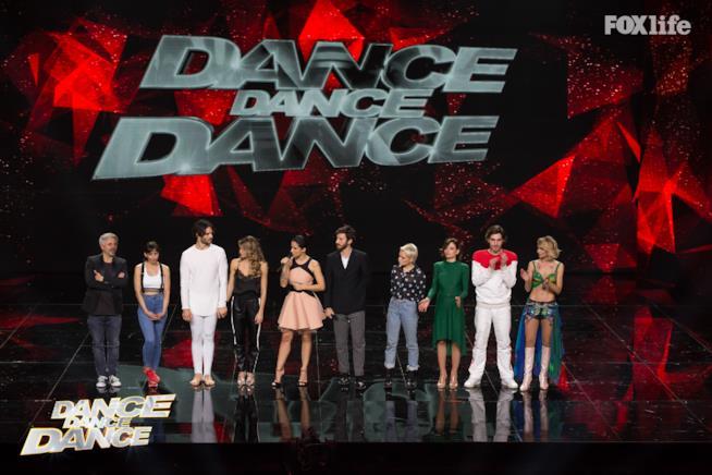 I concorrenti della seconda stagione di Dance Dance Dance