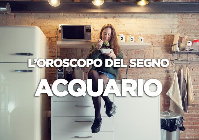 Acquario L Oroscopo Del Segno Zodiacale