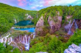 il Parco Nazionale di Plitivice
