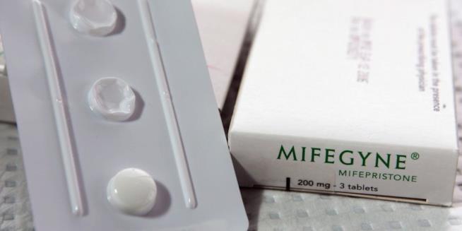 Compresse le l'aborto farmacologico