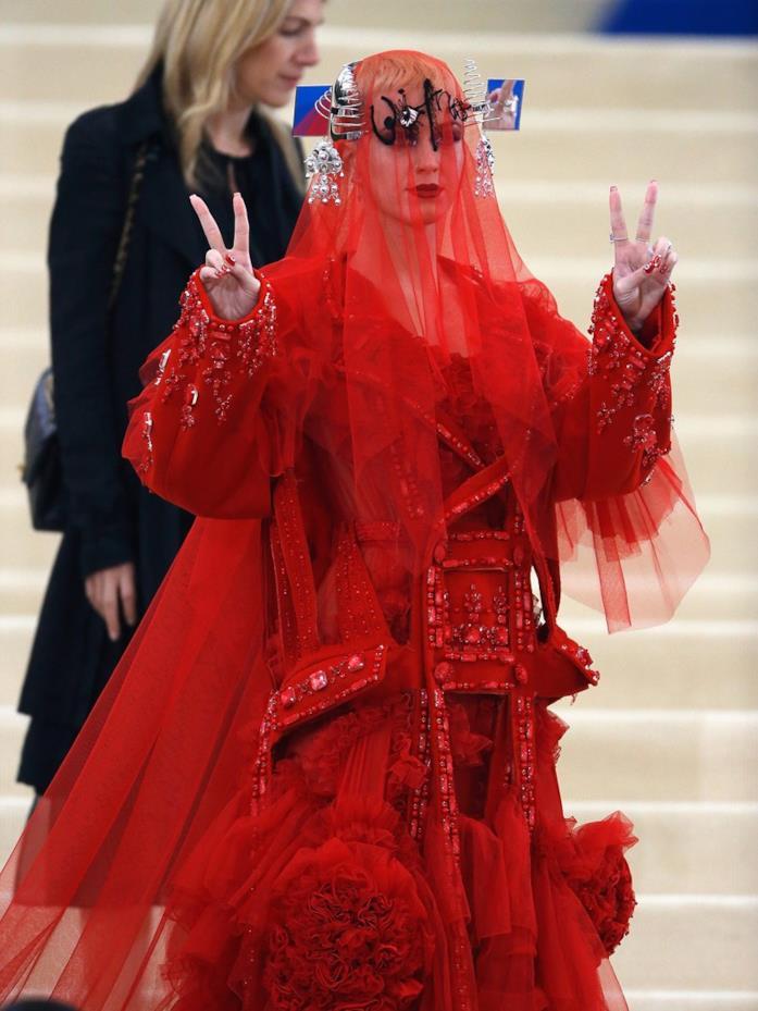 Katy Perry al MET Gala 2017