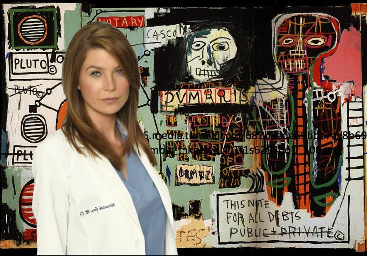Grey's Anatomy e Basquiat hanno qualcosa in comune