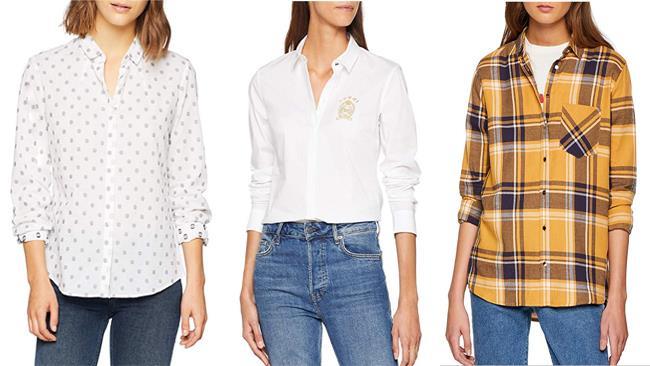Amazon Moda: camicie donna