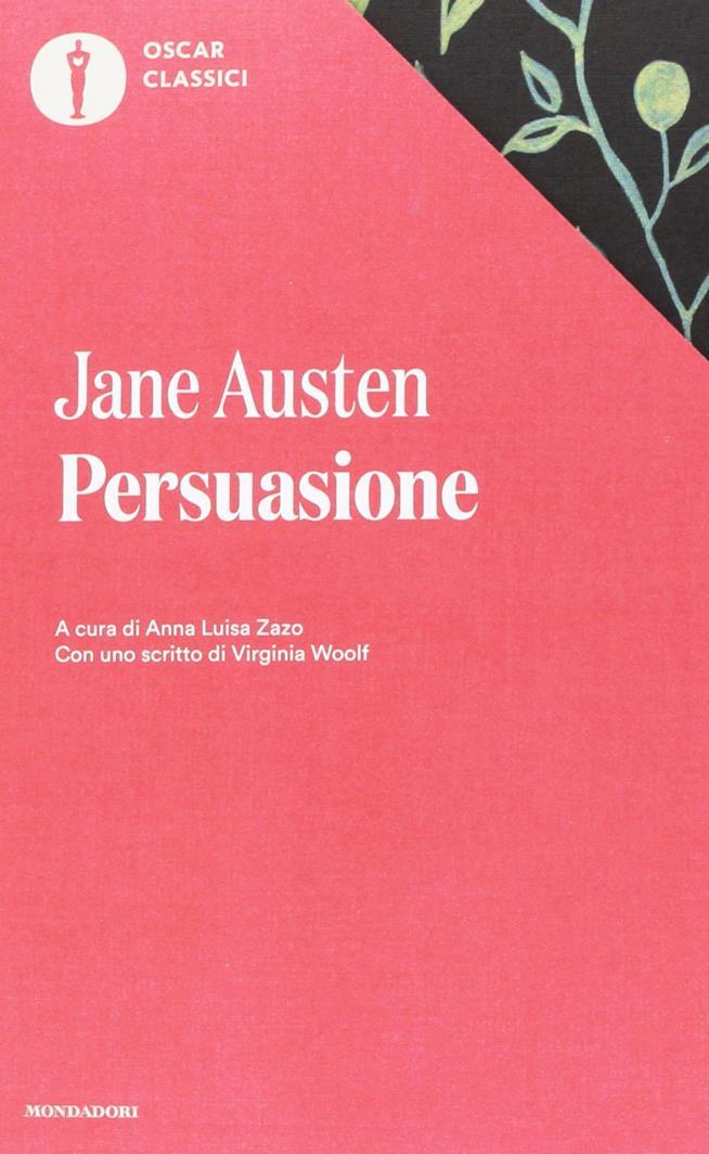 Persuasione, romanzo pubblicato postumo di Jane Austen