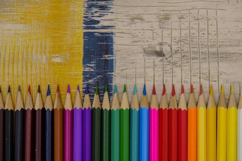 Pastelli a colore