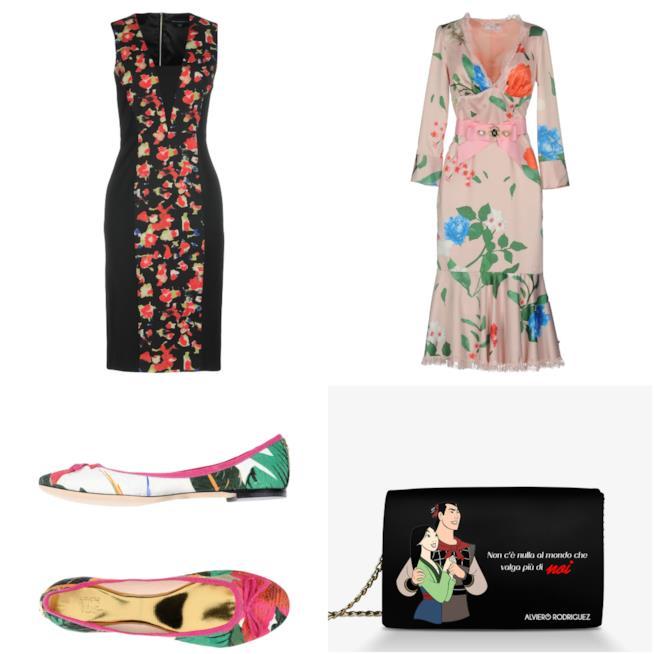 Abiti e accessori moda come Mulan