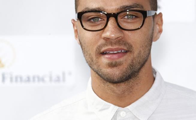 Un primo piano di Jesse Williams ai BET Awards