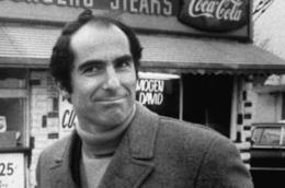 Ritratto di Philip Roth, l'autore americano che nel 1998 ha vinto un premio Pulitzer