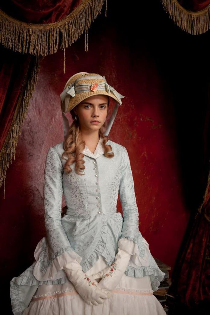 Cara Delevingne in Anna Karenina