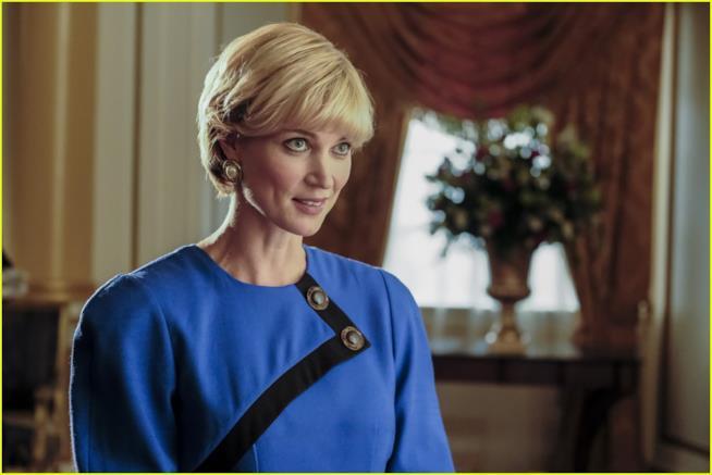 Lady Diana nel film di Lifetime