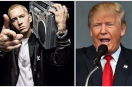 Eminem e Donald Trump