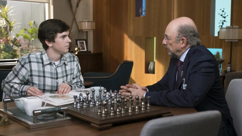 Un'immagine dall'episodio 18 di The Good Doctor