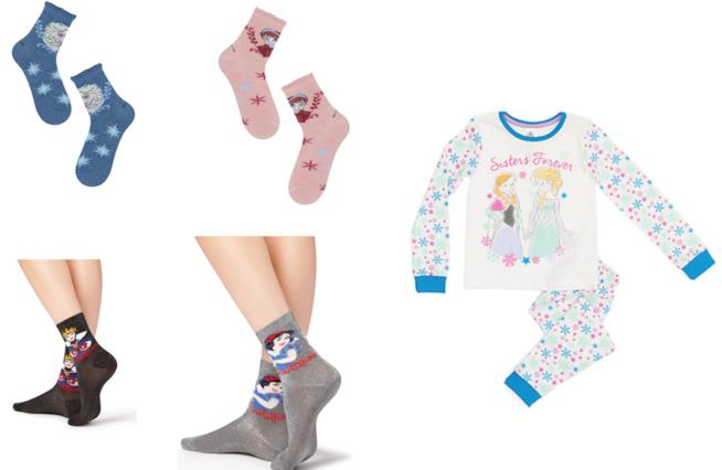 Regali underwear ispirati alle Principesse Disney