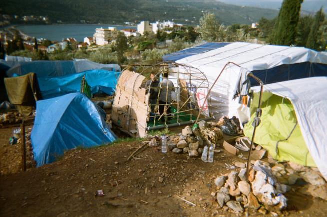 Attraverso i nostri occhi: le foto dei bambini nel campo profughi di Samos