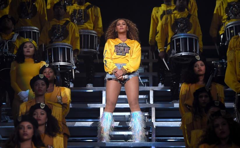 Beyoncé al Coachella