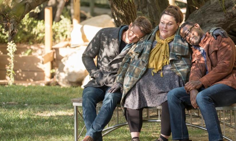 This Is Us: un'immagine promozionale dalla seconda stagione della serie