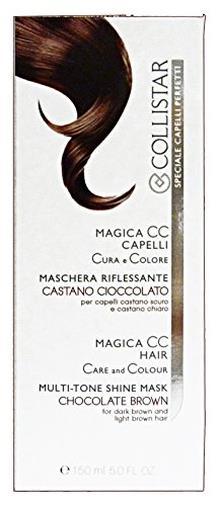 CC cream per capelli castano scuro