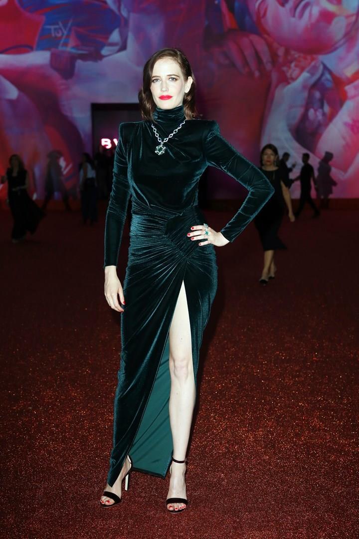 Eva Green sul red carpetr