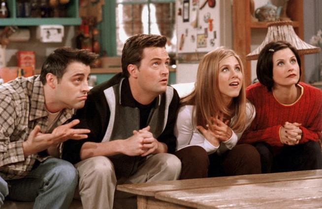 Friends, una scena della serie