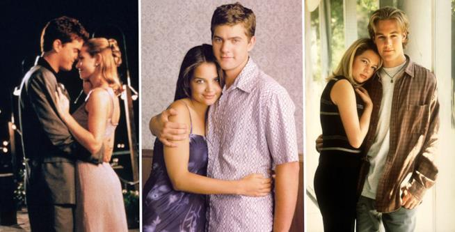 Le coppie di Dawson's Creek