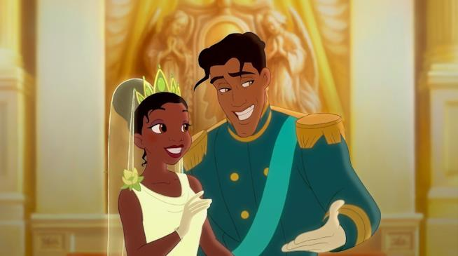 Principe Naveen e Tiana