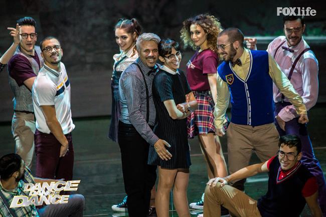 Susy e Dino, esibizione del quinto serale di Dance Dance Dance 2