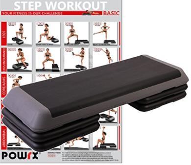 Step fitness