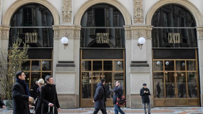 Cracco apre un ristorante nella Galleria Vittorio Emanuele II