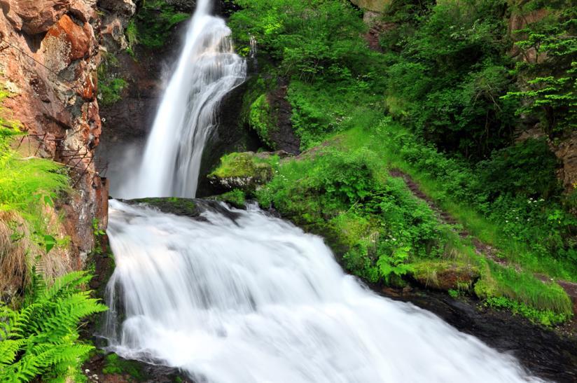 Le Cascate di Cavalese in Val di Fiemme