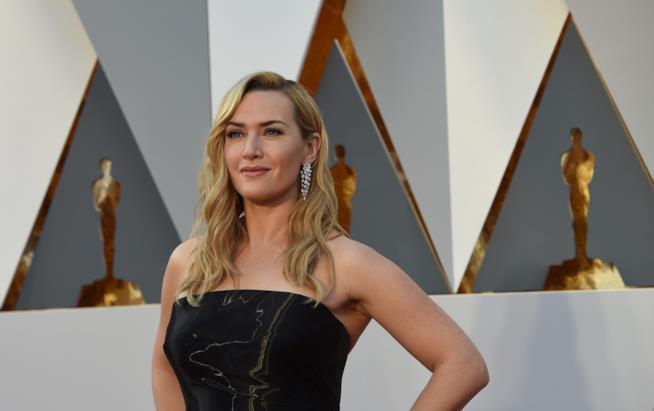 Kate Winslet agli Oscar