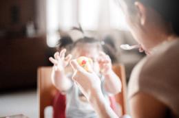 Svezzamento: i migliori cucchiai per bambini