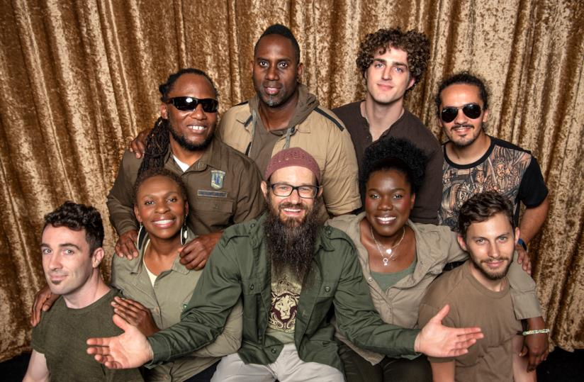 La band americana Groundation
