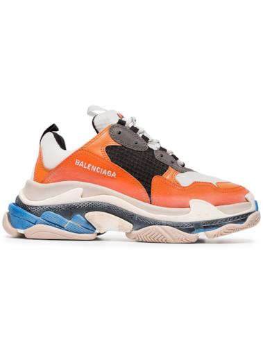 Sneakers Triple S - Donna - Arancioni