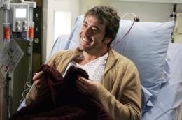 Jeffrey Dean Morgan nei panni di Denny Duquette