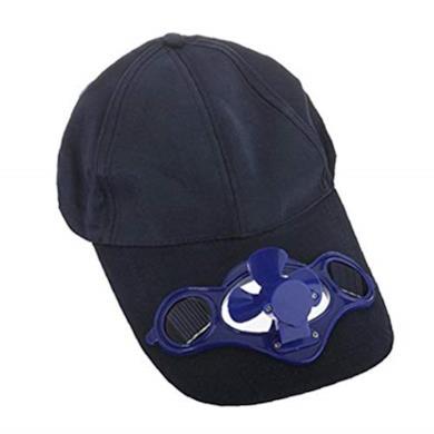 Cappello da baseball con ventola