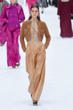 Sfilata CHANEL Collezione Donna Autunno Inverno 19/20 Parigi - 36