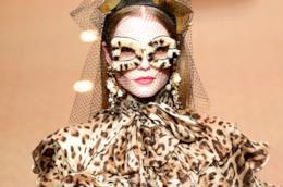 I vestiti e gli accessori maculati nella collezione di Dolce & Gabbana