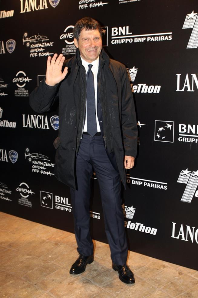 Fabrizio Frizzi a un evento
