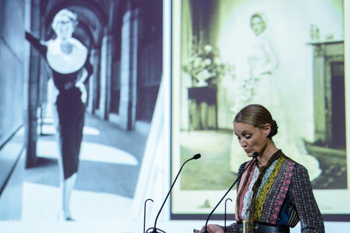 Presentazione di Christian Dior - Designer of Dreams