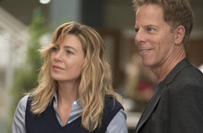 Grey's Anatomy - Meredith Grey e Tom Koracick insieme