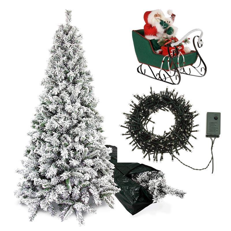Albero di Natale casa Fedez - Ferragni