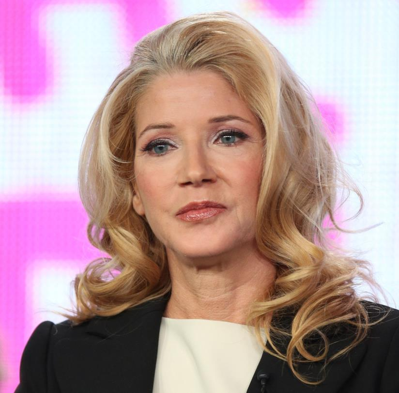 Candace Bushnell in primo piano