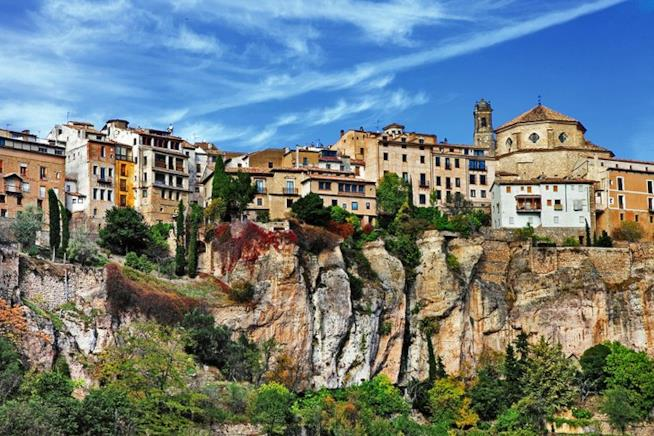 Veduta di Cuenca