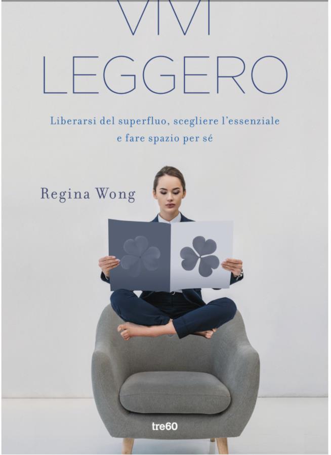 La copertina del libro della blogger Regina Wong