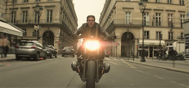 Tom Cruise è interprete e produttore del nuovo Mission Impossible - Fallout