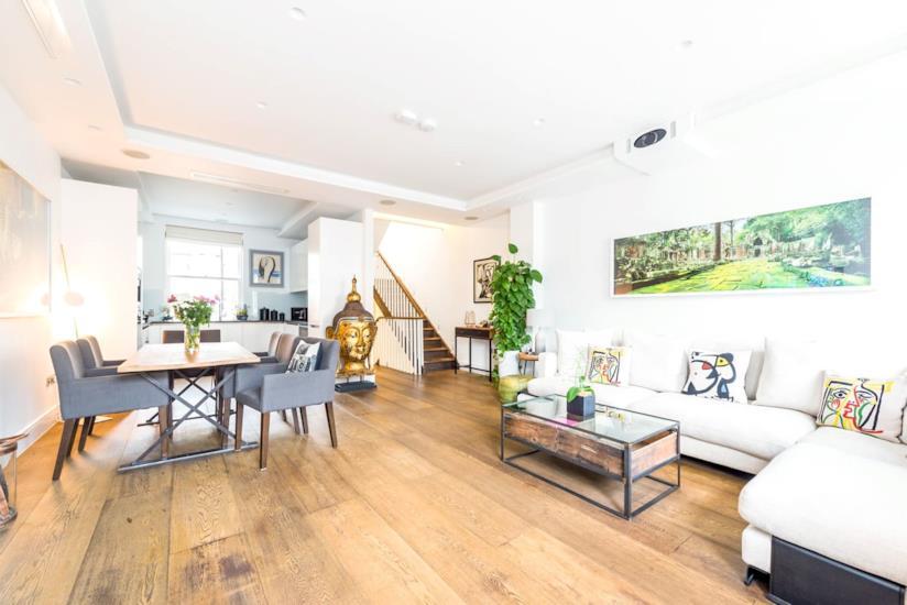 Case a Londra Airbnb